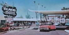 Vagabond Motel, Vagabond Motel lugar histórico Miami, Vagabond Biscayne Blvd.